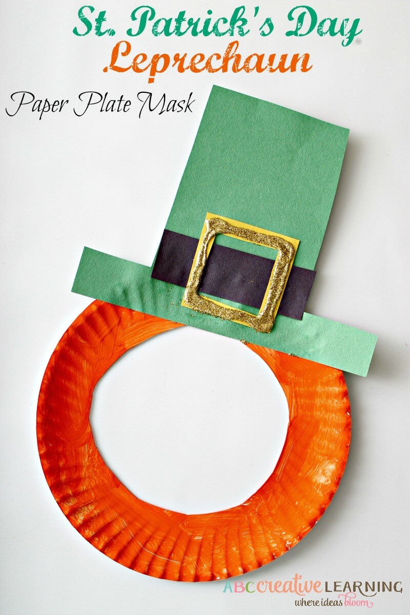St. Patricks Day craft ideas for kids