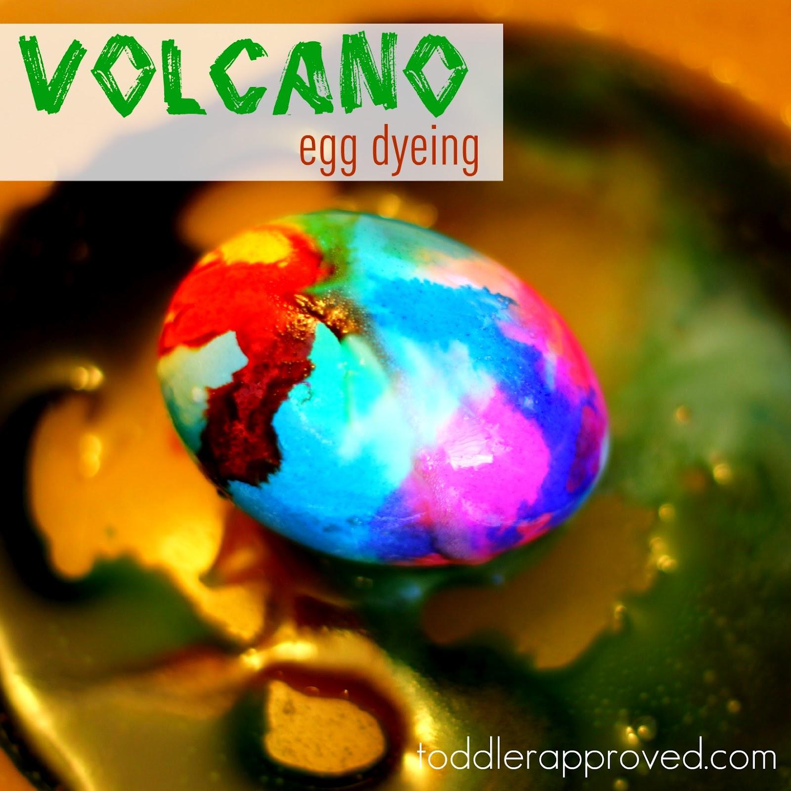Volcano Egg Dying