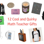Teacher Gifts: 12 Cool Gifts for Math Teachers