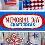 Memorial Day Craft Ideas