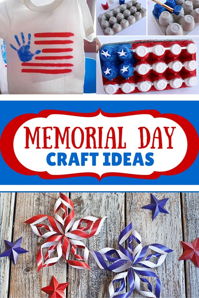 Memorial Day Craft Ideas - Faithful Provisions