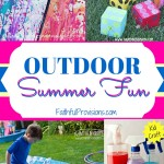 Outdoor Summer Fun