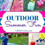 outdoor summer fun