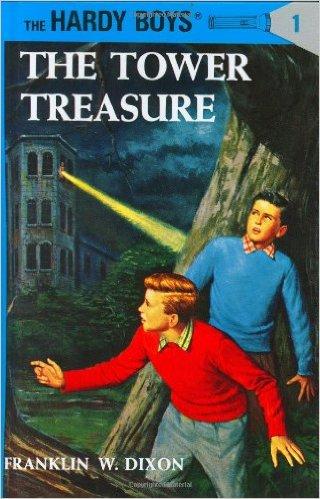 The Hardy Boys: The Tower Treasure