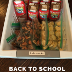 My Favorite Back to School Snack-Pack Tips
