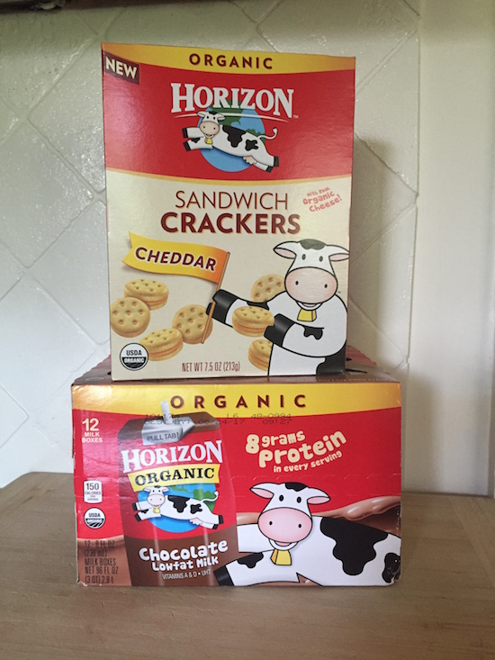 Horizon Snack Pack Tips products