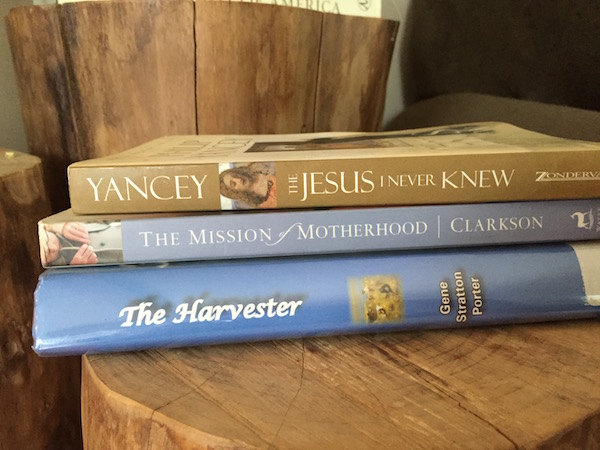 September Reading List