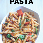 One Pan Vegetable Penne Pasta