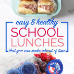 Easy & Healthy School Lunches You Can Make Ahead of Time