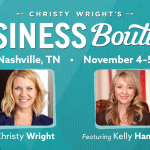Business Boutique in Nashville November 4-5 + a Discount Code!