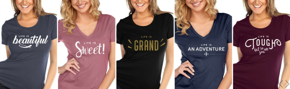 Life Is Shirts