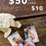 FREE $40 PhotoBarn Credit (Make FREE Christmas Gifts!)