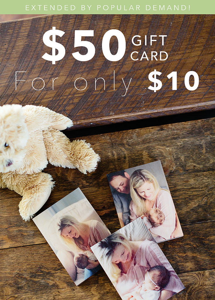 PHotoBarn $40 Credit